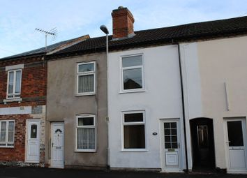 Thumbnail 3 bed terraced house to rent in Thornley Street, Burton-On-Trent