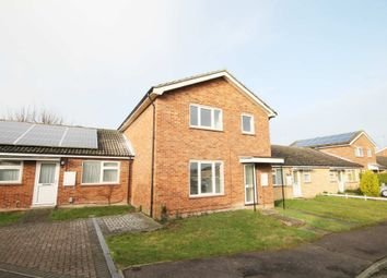 Thumbnail 3 bed semi-detached house to rent in Fromont Close, Fulbourn