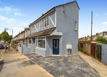 Thumbnail 2 bedroom terraced house for sale in St. Johns Road, Gillingham, Kent