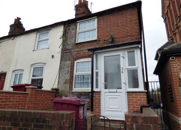Thumbnail End terrace house for sale in Whitley Street, Reading