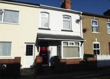 Thumbnail 3 bed terraced house for sale in Bright Street, Swindon, Wiltshire