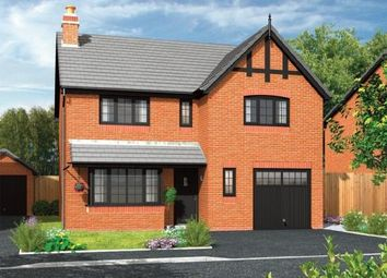 Thumbnail 4 bed detached house for sale in Cheerbrook Gardens, Off Cheerbrook Gardens, Willaston