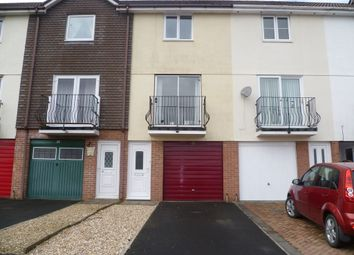 Thumbnail 2 bedroom town house to rent in Biscombe Gardens, Saltash