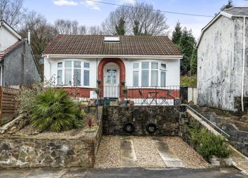 Thumbnail 2 bed detached bungalow for sale in Spionkop Road, Ynystawe, Swansea