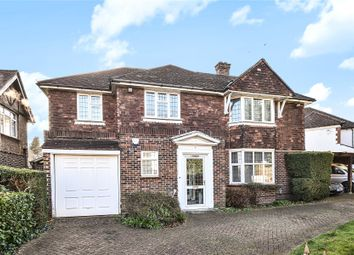 Thumbnail 4 bedroom detached house for sale in Cameron Road, Bromley