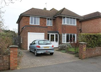 Thumbnail 4 bed detached house for sale in Kingswood Avenue, Bexhill-On-Sea