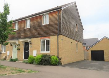 Thumbnail 3 bed end terrace house for sale in Theedway, Leighton Buzzard