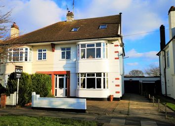 Thumbnail 7 bed semi-detached house for sale in Mannering Gardens, Westcliff-On-Sea, Essex