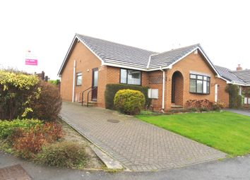 Thumbnail 4 bed detached bungalow for sale in Burnston Close, Hartlepool