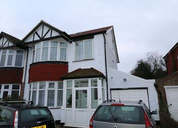 Thumbnail 5 bed semi-detached house for sale in Hook Rise South, Surbiton, London