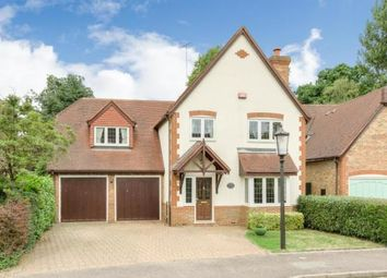 Thumbnail 5 bed detached house for sale in Phoebes Orchard, Stoke Hammond, Milton Keynes, Buckinghamshire