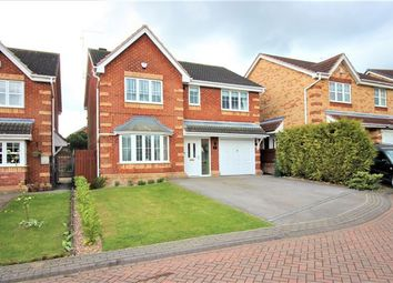 Thumbnail 4 bed detached house to rent in Grange Farm Drive, Aston, Sheffield