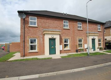 Thumbnail 3 bed semi-detached house for sale in Ferrard Meadow, Antrim