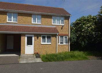 Thumbnail 3 bed semi-detached house for sale in St. Andrews Close, Shoeburyness, Southend-On-Sea, Essex