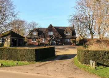 Thumbnail 4 bed detached house for sale in Church Road, Little Gaddesden, Berkhamsted