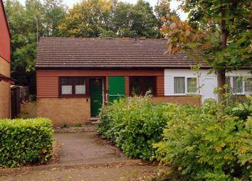 Thumbnail 2 bed bungalow to rent in Golden Drive, Milton Keynes