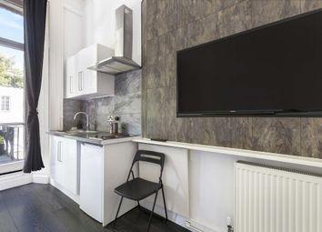 Thumbnail Studio to rent in Queensborough Terrace, London