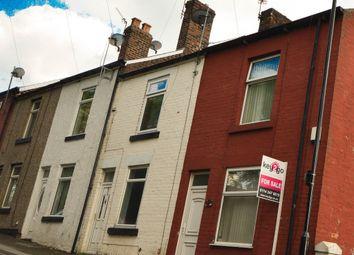 Thumbnail 2 bedroom end terrace house for sale in Stadbroke Road, Woodhouse, Sheffield