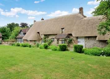 Thumbnail 4 bed cottage for sale in Upper Lambourn, Hungerford