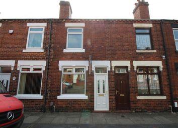Thumbnail 2 bed terraced house to rent in Leonard Street, Burslem, Stoke-On-Trent