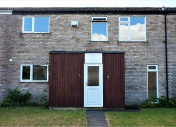 Thumbnail 3 bedroom terraced house for sale in Barnstock, Peterborough