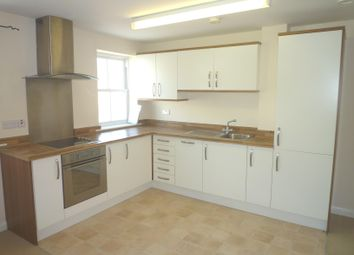 Thumbnail 2 bedroom flat to rent in Kew House, 53 Church Street, Stanground