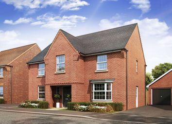 "Thumbnail 4 bed detached house for sale in ""Winstone"" at Rush Lane, Market Drayton"