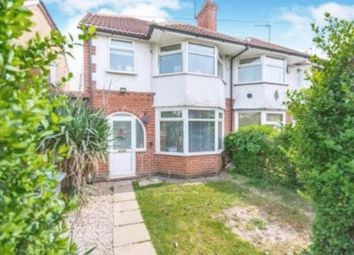 Thumbnail 3 bed semi-detached house for sale in Walkers Heath Road, Kings Norton, Birmingham