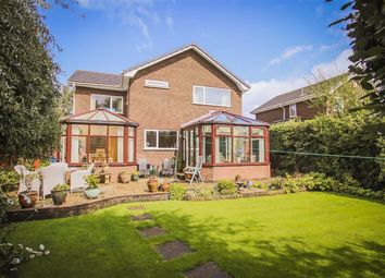Thumbnail 4 bed detached house for sale in Berkeley Drive, Read, Lancashire
