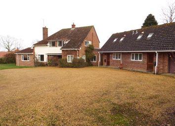 Thumbnail 4 bed detached house for sale in Station Road, Little Massingham, Norfolk