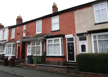 Thumbnail 2 bed terraced house for sale in Burleigh Road, Pennfields, Wolverhampton
