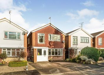 Thumbnail 3 bed detached house for sale in Pembroke Close, ., Warwick, Warwickshire