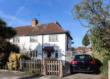 Thumbnail 3 bed semi-detached house for sale in Carville Crescent, Brentford