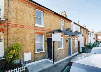 Thumbnail 2 bedroom terraced house to rent in New Road, Weybridge