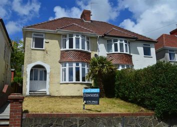 Thumbnail 3 bed semi-detached house for sale in Lon Bryngwyn, Swansea