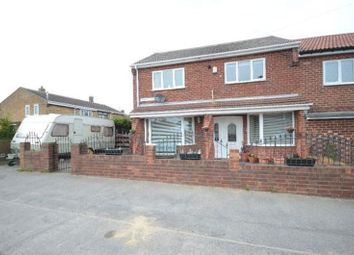 Thumbnail 4 bed semi-detached house for sale in Farmer Crescent, Murton, Seaham