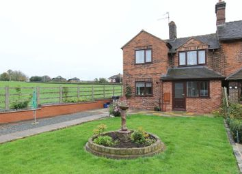 Thumbnail 2 bed semi-detached house to rent in Old Chapel Close, Keele, Newcastle-Under-Lyme