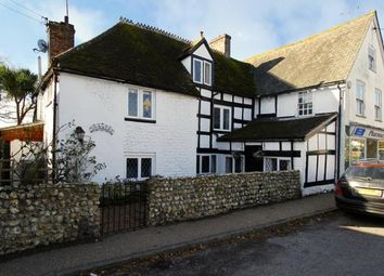 Thumbnail 3 bed cottage for sale in High Street, Upper Beeding, Steyning, West Sussex