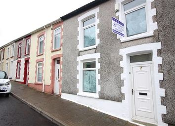 Thumbnail 3 bed terraced house for sale in Glenview Street, Tonypandy, Tonypandy