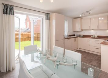 """Thumbnail 3 bedroom semi-detached house for sale in """"Moresby"""" at Dunnocksfold Road, Alsager, Stoke-On-Trent"""