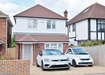 Thumbnail 3 bed detached house for sale in Windsor Drive, Chelsfield, Orpington