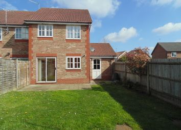 Thumbnail 2 bed semi-detached house to rent in Bunyan Close, Norwich