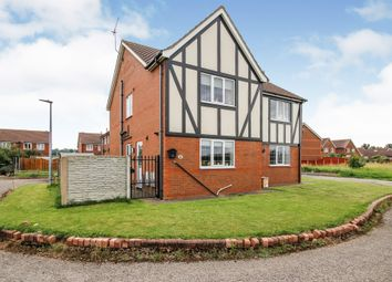Thumbnail 3 bed semi-detached house for sale in Westburn Way, Scunthorpe