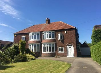 Thumbnail 3 bedroom semi-detached house for sale in Station Road, Stokesley, Middlesbrough