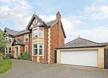 Thumbnail 6 bed detached house for sale in Old Shaw Lane, Shaw, Swindon