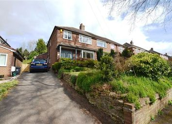 Thumbnail 4 bed semi-detached house for sale in Dartmouth Avenue, Westlands, Newcastle-Under-Lyme