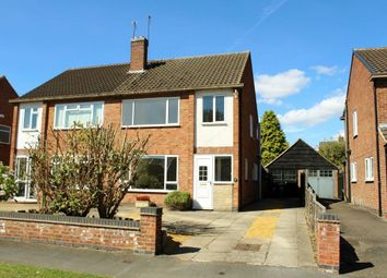 Thumbnail 3 bed semi-detached house to rent in Thornby Avenue, Kenilworth