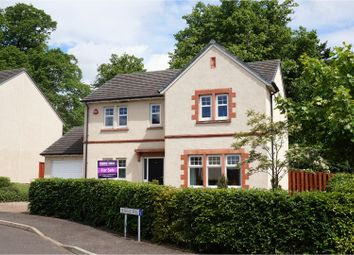 Thumbnail 4 bedroom detached house for sale in Denhead Brae, Coupar Angus