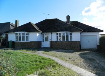 Thumbnail 2 bedroom bungalow to rent in Wychurst Gardens, Bexhill-On-Sea