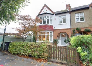 Thumbnail 4 bed semi-detached house for sale in Abbey Road, Enfield